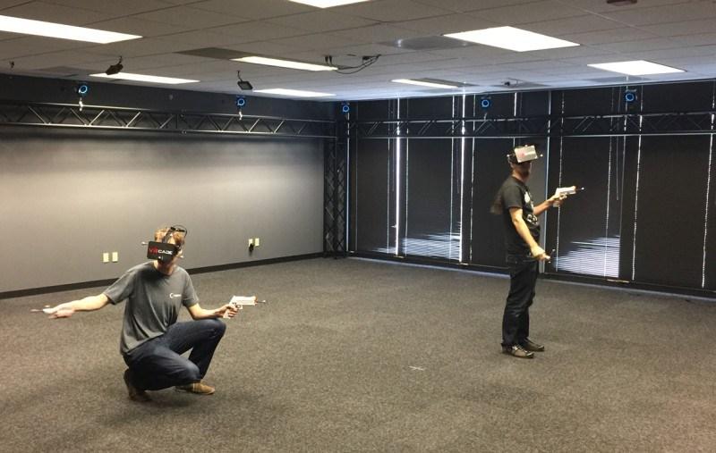 BANDAI NAMCO presenta VR Zone Shinjuku y luce genial