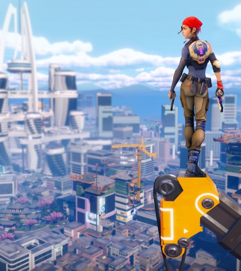Vídeo Reseña: Agents of Mayhem