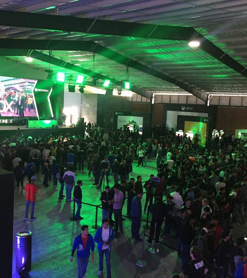 Que nos pareció el Xbox FanFest