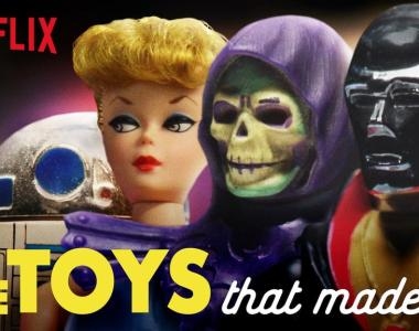 Recomendación de Netflix: The Toys that made us