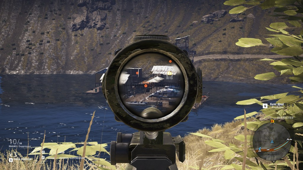 GRW Sniper