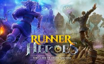 RUNNER-HEROES-The-curse-of-night-and-day-Free-Download