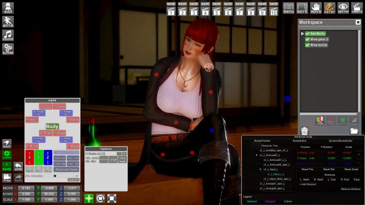 Select mods honey Looking for