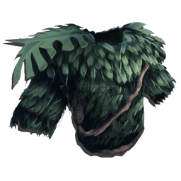 ghillie chestpiece official ark