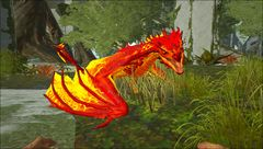 wyvern official ark survival