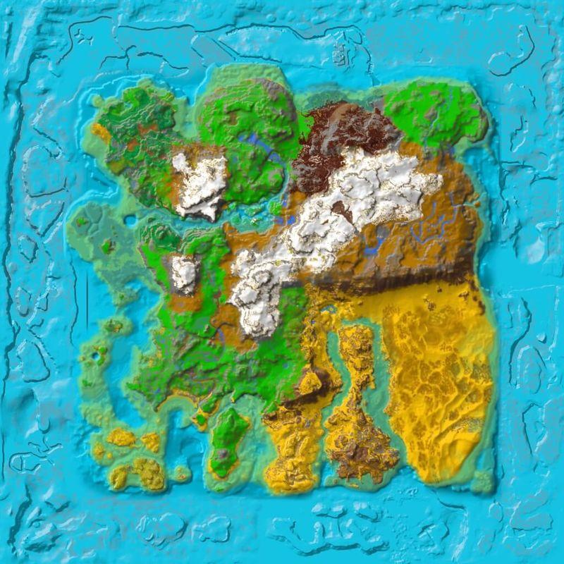 Rare Mushroom Ark Ragnarok - Exploring Mars