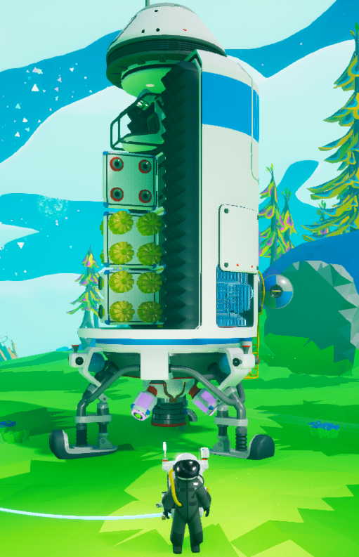 Large Shuttle  Official Astroneer Wiki