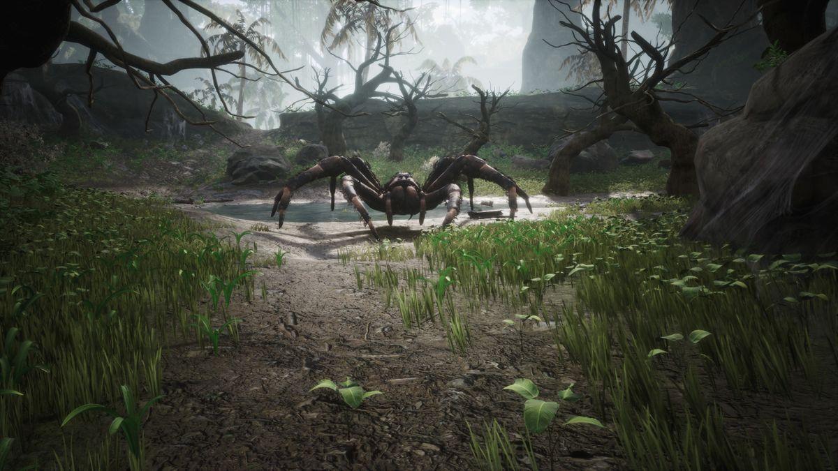 Giant Spider Official Conan Exiles Wiki