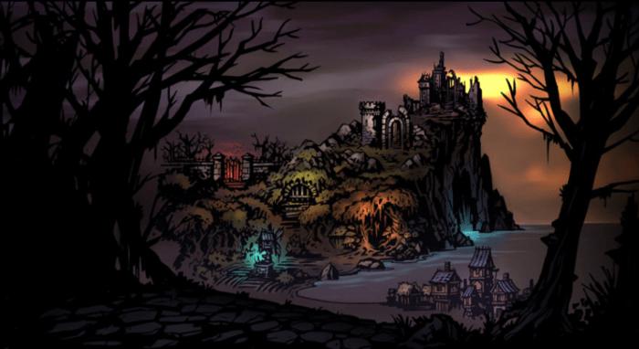 locations official darkest dungeon
