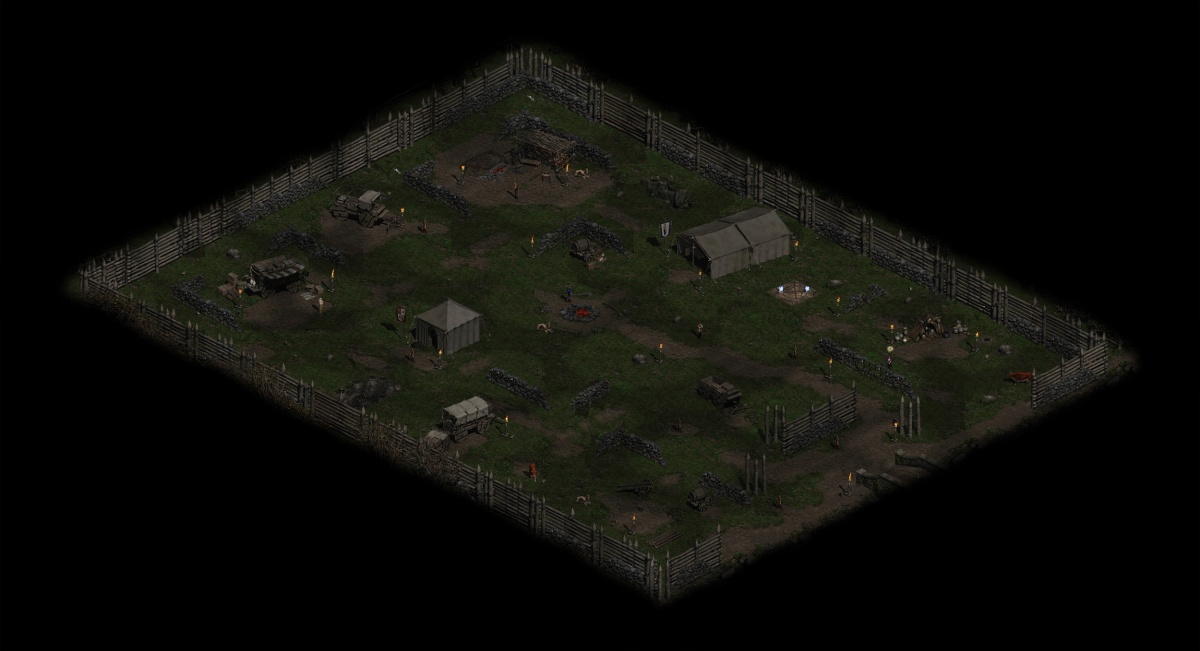 Rogue Encampment Diablo Ii Diablo Wiki