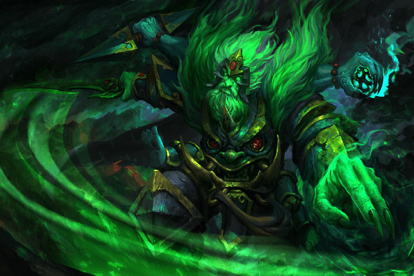 Red Hulk Wallpaper Hd Wraith King Gear Dota 2 Wiki