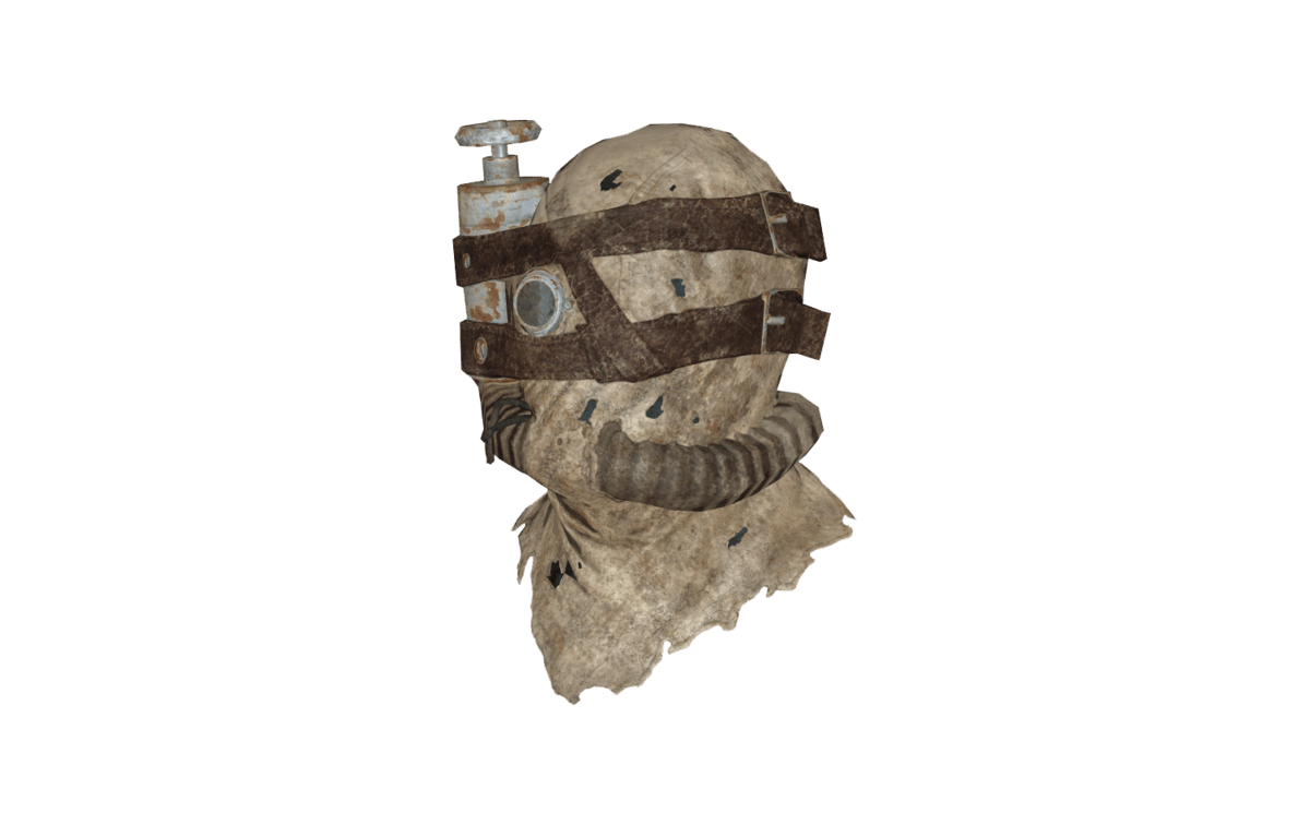Sack Hood With Straps Fallout 76 The Vault Fallout