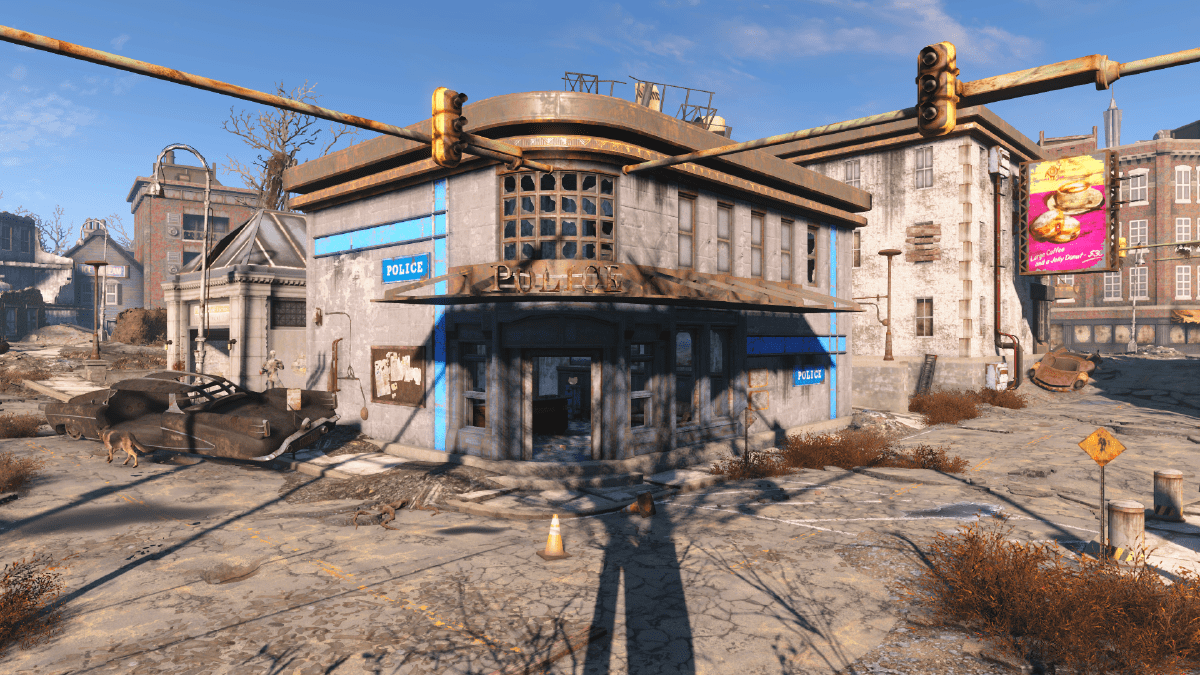 Malden Police Station The Vault Fallout Wiki Everything You Need To Know About Fallout 76