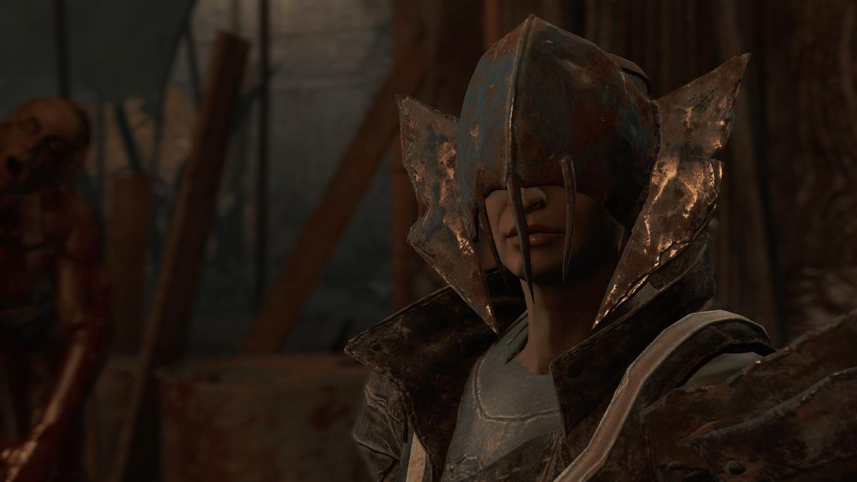 nisha the vault fallout