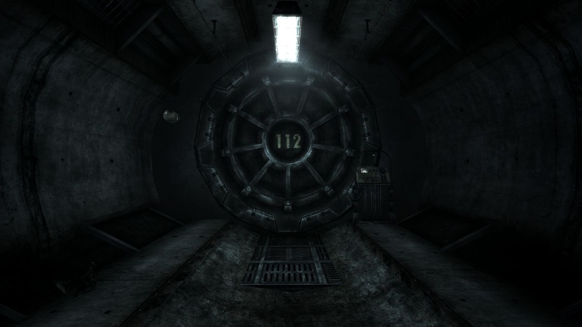 Scientific Wallpaper Hd Vault 112 The Vault Fallout Wiki Everything You Need