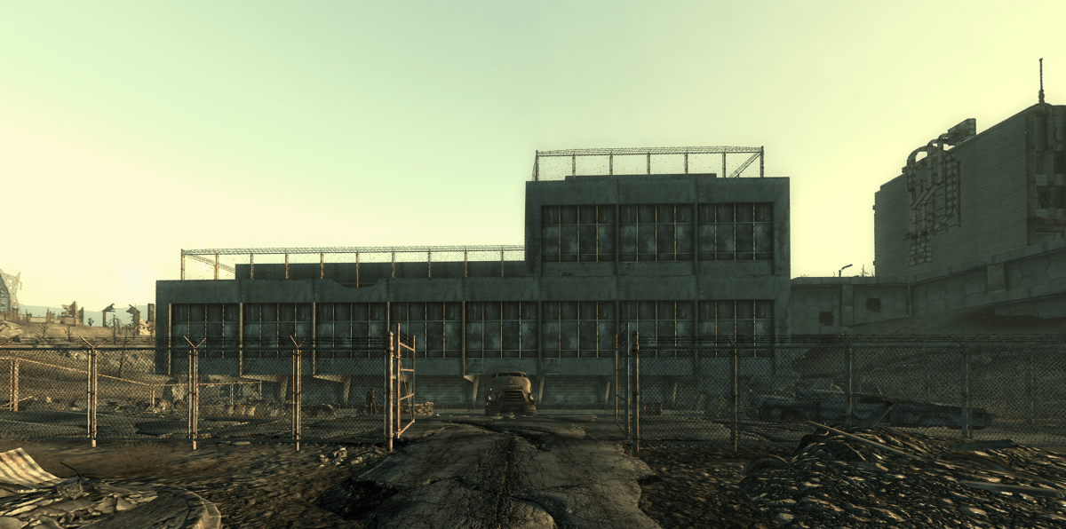 Fall Out New Vegas Wallpaper Fort Independence The Vault Fallout Wiki Everything