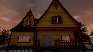Nicky Roths House  Official Hello Neighbor Wiki