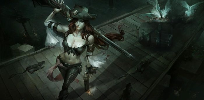 A Girl Wallpaper Hd Miss Fortune Leaguepedia League Of Legends Esports Wiki