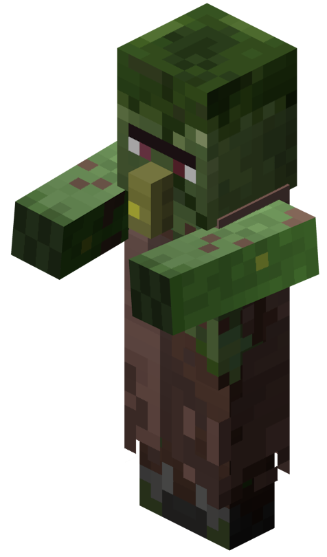 Zombie Villager – Official Minecraft Wiki