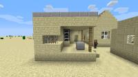 minecraft blacksmith desert village blueprints wiki structure projects legacy left gamepedia