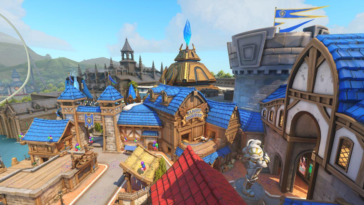 Blizzard World Overwatch Wiki