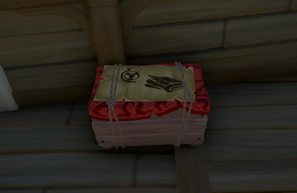 Crate Of Exotic Silks Sea Of Thieves Wiki