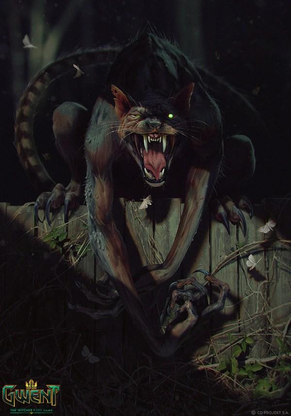 Werecat - Official Witcher Wiki