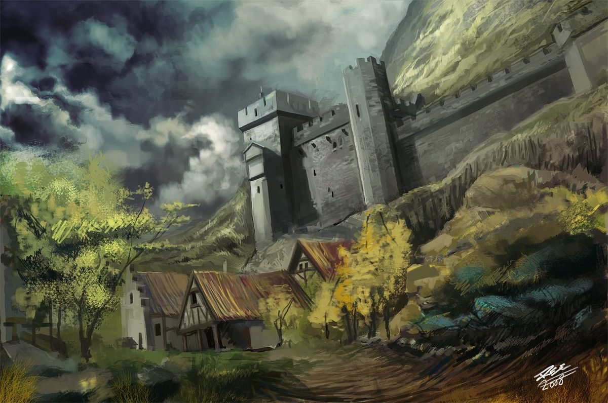 Mountain View Wallpaper Hd The Witcher Scars Of Betrayal The Official Witcher Wiki