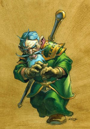 Gnome  Wowpedia  Your wiki guide to the World of Warcraft