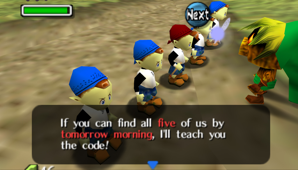 Hide And Seek Zelda Wiki