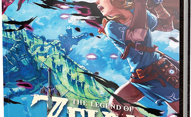 The Legend Of Zelda Breath Of The Wild Explorer S Guide