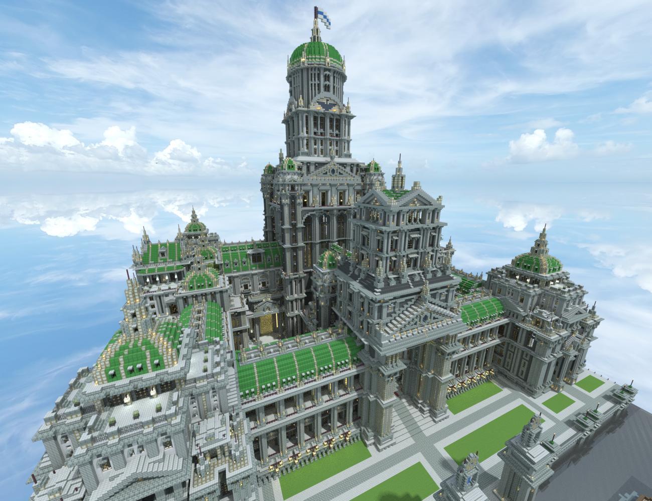 Top 15 minecraft creations!