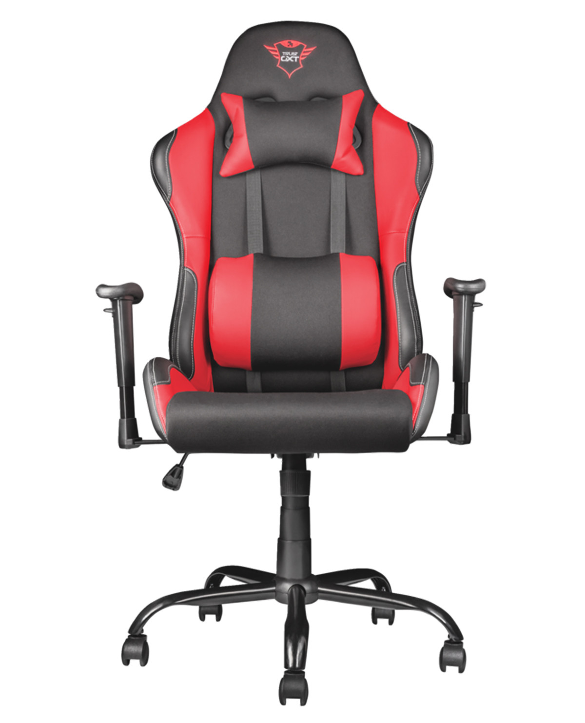 SILLA TRUST GXT 707R RESTO GAMING RED para PCS  GamePlanet