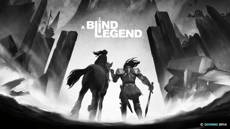 blind legend art