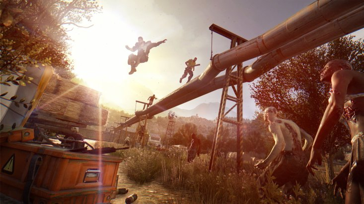 Dying Light The Following prezent
