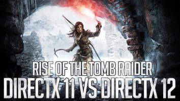 Rise of the Tomb Raider DirectX 11 vs DirectX 12