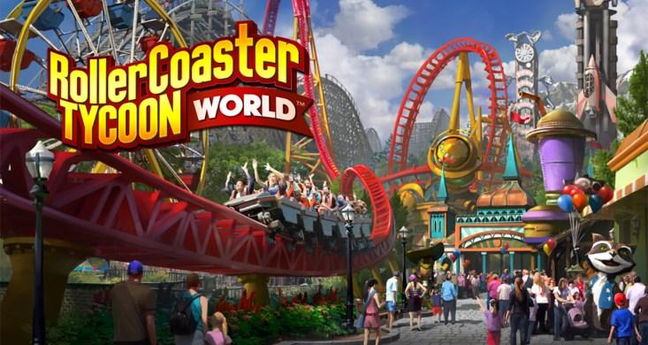rollercoaster tycoon world wymagania