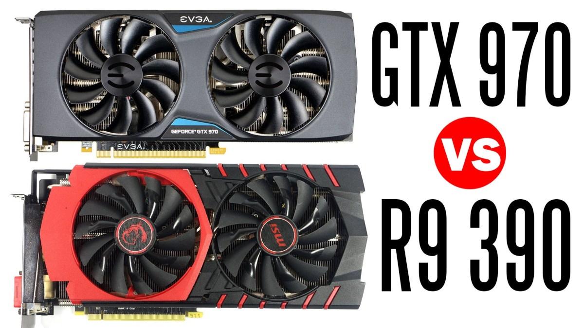 GTX 970 czy R9 390