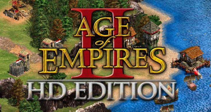 Age of Empires II HD Edition wymagania