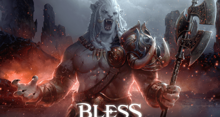 Bless Online wymagania