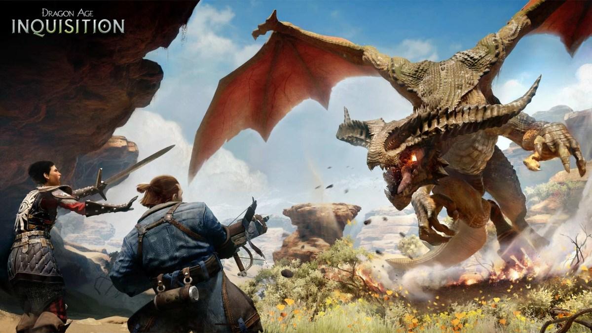 Dragon Age Inkwizycja wymagania