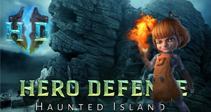 Hero Defense Hounted Island wymagania