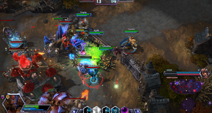 myszka do Heroes of the Storm