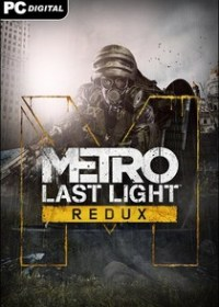 Metro Last Light Redux okładka