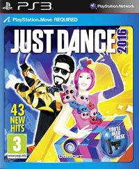 just dance 2016 okładka