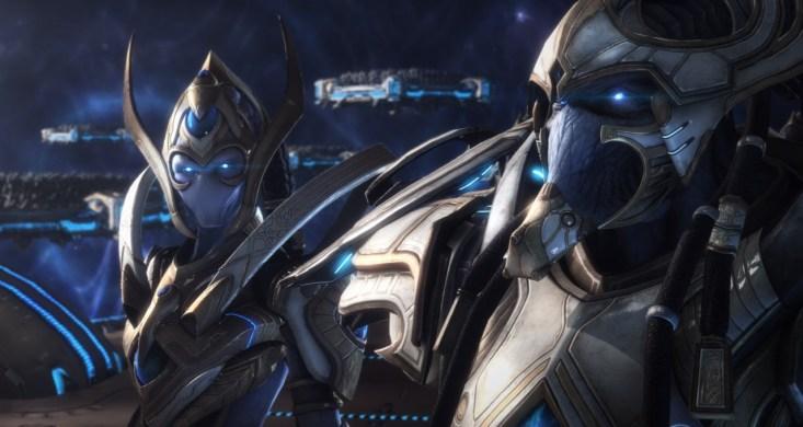 starcraft 2 kody