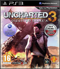 uncharted 3 okładka