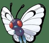 Pokemon Go Butterfree