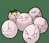 Pokemon Go Exeggcute