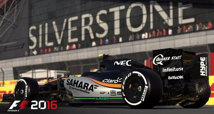 F1 2016 wymagania